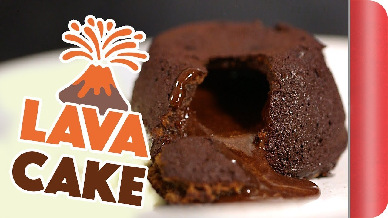 Easy Chocolate Lava Cake Recipe Singapore