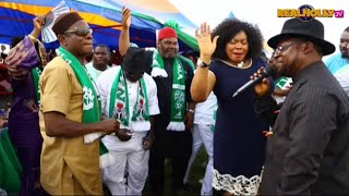 Repeat youtube video 54th Anniversary Celebration Of Nigeria Independence With Nkem Owoh