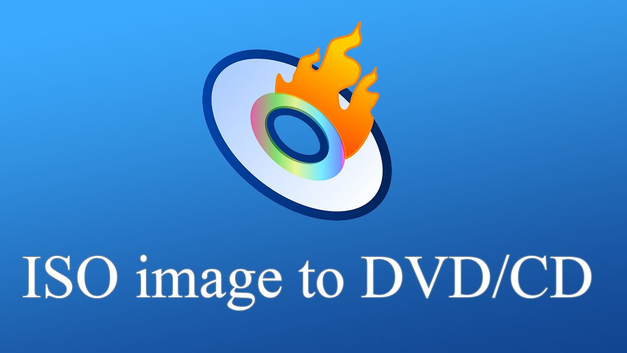 how to create iso image from dvd windows 10