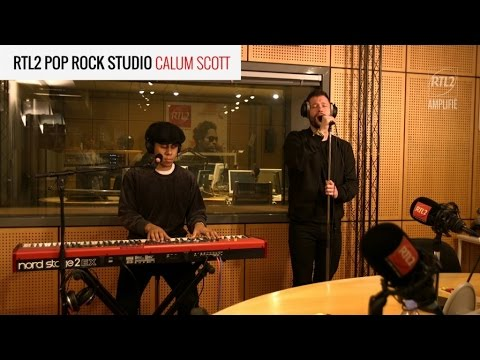 "Calum Scott - ""Come Back Home"" - RTL2 Pop Rock Studio"