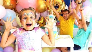 ديانا وعيد ميلادها السادس – مفاجآت وحلويات