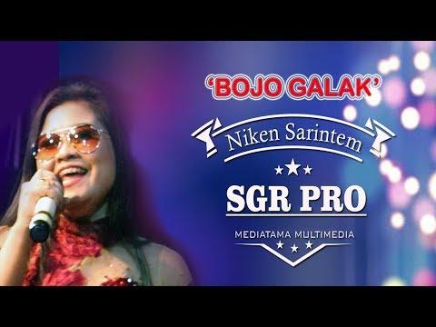 BOJO GALAK - NIKEN SARINTEM (SGR pro) audio jernih