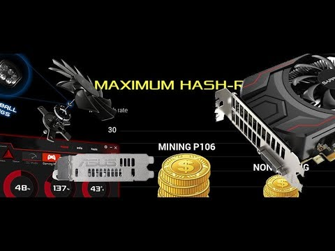 Asus Mining P106-6GB Unboxing And Other Mining Equipment