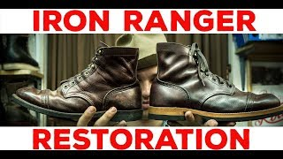 Red Wing Iron Ranger Resole #35