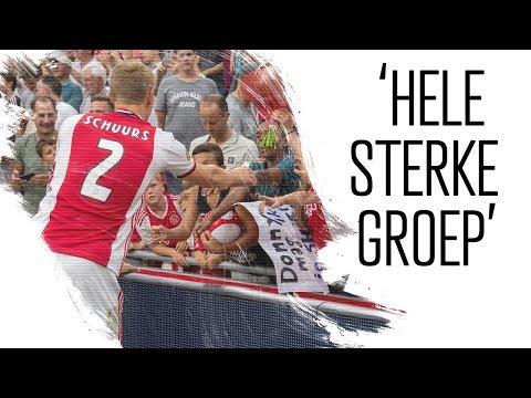 Schuurs: 'Basisdebuut in Eredivisie zou eer zijn'