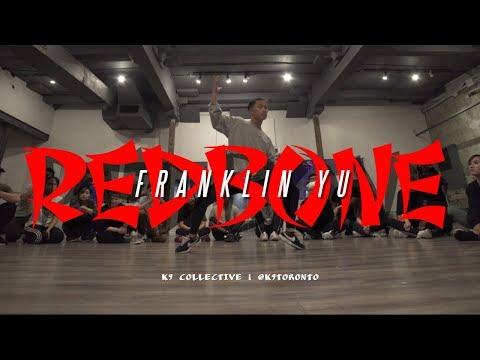 """Redbone"" Childish Gambino | Franklin Yu Choreography | K9 Collective"