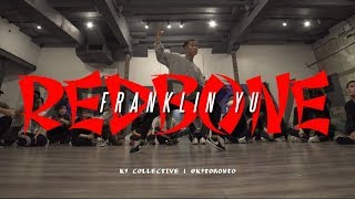"""Redbone"" Childish Gambino | Franklin Yu Choreography | K9 Col…"
