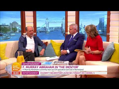 F. Murray Abraham Reveals What He Thinks About President Trump  Good Morning Britain