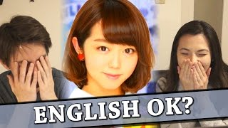 Can Japanese People Speak English? | Reacting to English in Anime and TV | YamaP Kiss no Eigo