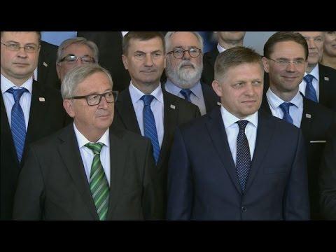 Slovakia assumes rotating EU presidency