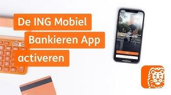 De ING Mobiel Bankieren App downloaden en activeren | Hoe werkt het | ING