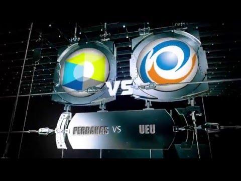 LIMA Basket Air Mineral Prim-A GJC Season 4: PERBANAS vs UEU (Men's)