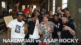Nardwuar vs. A$AP Rocky