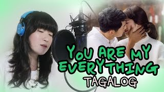 [TAGALOG] YOU ARE MY EVERYTHING (Gummy) DOTS 태양의 후예 MV+Lyrics by Marianne
