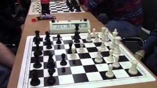 Live Blitz Chess: GM Tal Baron vs. IM Bartholomew [Game 1]