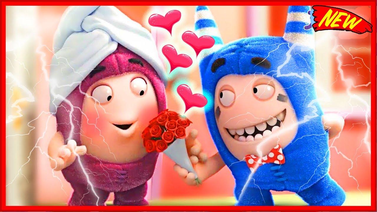 Oddbods En Espanol Especial De San Valentin Oddbods 2019 Dibujos