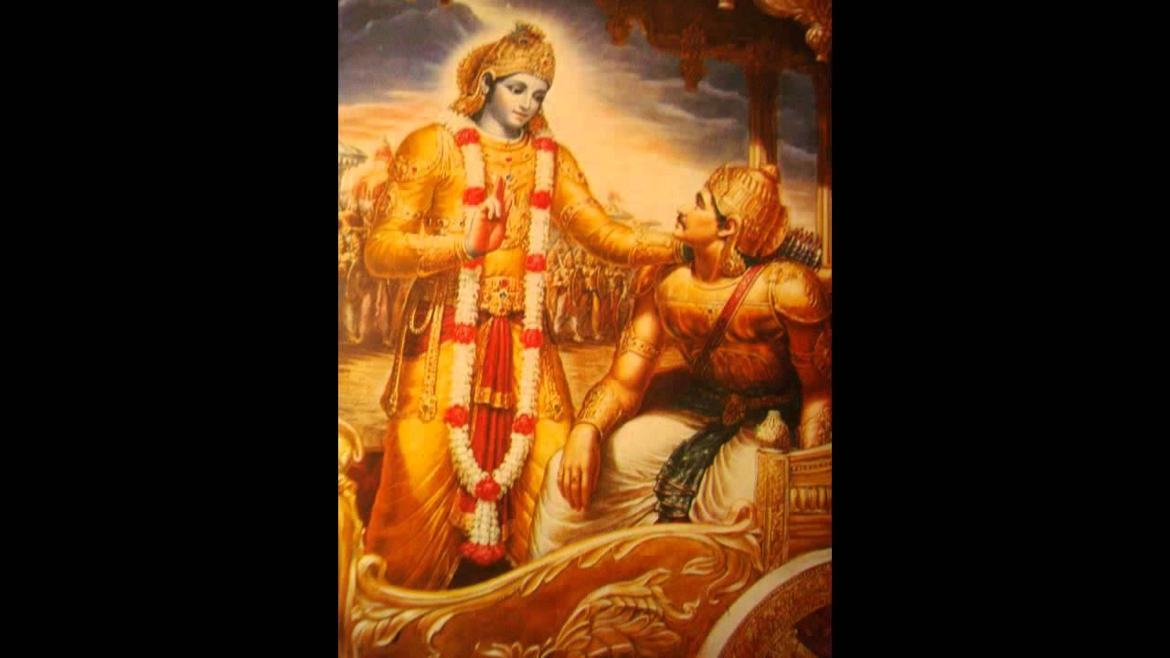 Bhagavad Gita Slokas English