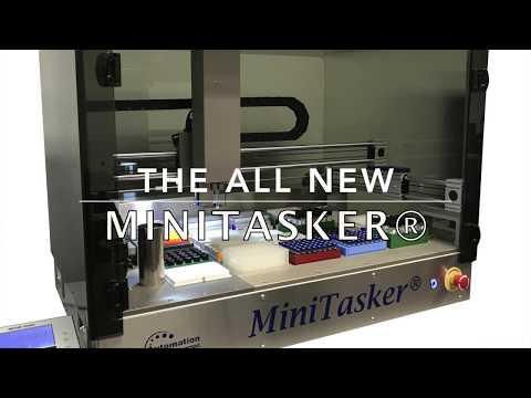 MiniTasker - Laboratory Modular Robotic Platform