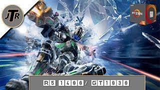 GT 1030/ R5 1400- Vanquish (PC)- High- 1080p