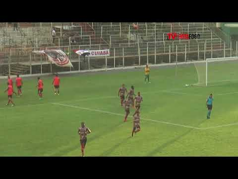 GOLS: Luverdense (MT) 1x2 Botafogo - 21/04/2018 - Série C