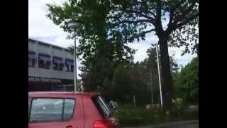 IHL66 Финляндия. 3 Цернтр Коуволы. Кирпуторий - комиссионка по фински,