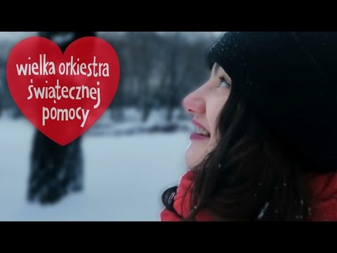 I went outside!   Great Orchestra of Christmas Charity (WOŚP)