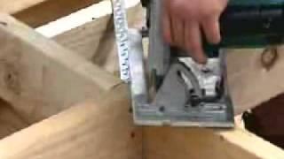 Cutting In A Metal Brace