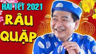 Râu Quặp 2021 - Hài Tết 2021 Mới Nhất   Phim Hài Tết 2021 Dân Gian Quốc Anh Hay Nhất