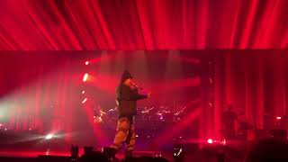 20180121 박재범 Jay Park - 헐크호건 Hulk Hogan 2018 Jay Park Concert - All Of Me