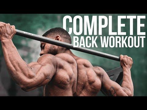 Full Muscle Building Calisthenics Back Workout | Get a BIGGER Back