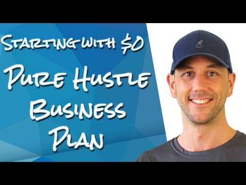 """""""If You Had To Start Over And Had No Money, What Would You Do?"""" My Pure Hustle Business Plan"""