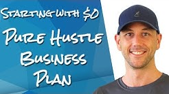 """""""If You Had To Start Over And Had No Money, What Would You Do?"""" My Pure Hustle Online Business Plan"""