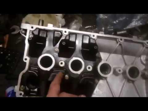 Правильный герметик для 16кл и про момент затяжки ГБЦ 21124