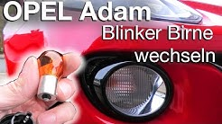 Opel Adam Blinker