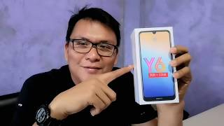 Huawei Y6 Pro 2019 Unboxing And First Impression | No Cuts Just Pure Unboxing Passion ✌️😁