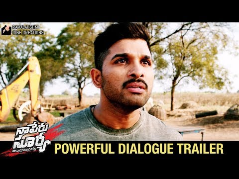 Naa Peru Surya Naa Illu India Powerful...
