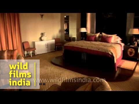 Luxurious rooms of Umaid Bhawan Palace, Jodhpur