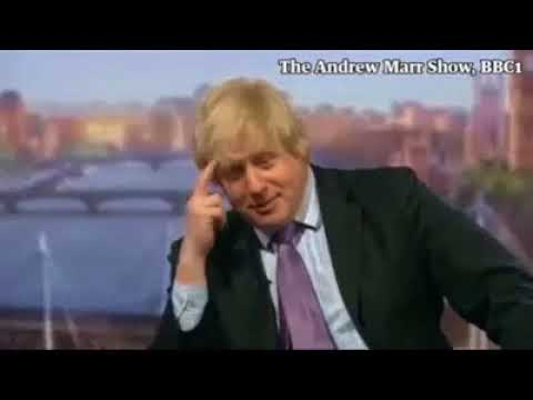 Boris Johnson gets ripped apart by Eddie Mair BBC1 Andrew Marr