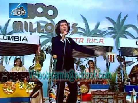Camilo Sesto - Con El Viento a Tu Favor (Presentación 300 Millones)