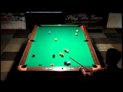 Rafael Martinez VS Manny Chau / $4,000 Added One-Pocket / The 2012 West Coast Challenge
