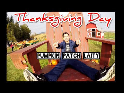 Canada Thanksgiving Day (Pumpkin Patch Laity)