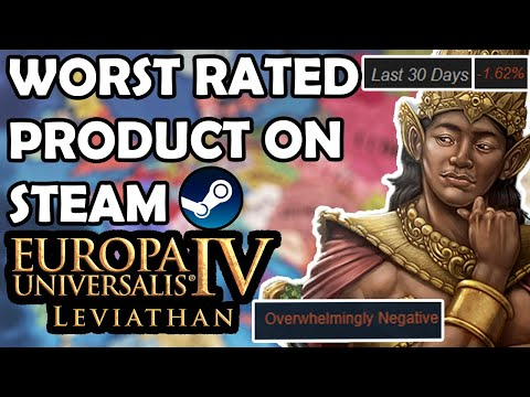 Why do people hate the EU4 Leviathan DLC? |