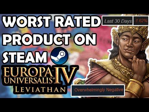 Why do people hate the EU4 Leviathan DLC? |