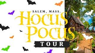 HOCUS POCUS Locations Tour | Salem 2020 Pt. II