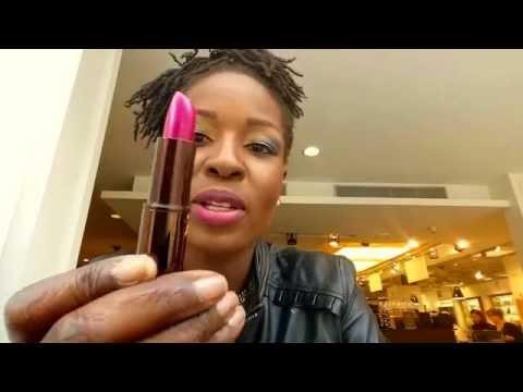 Fashion Fair Lipstick Chocolate Raspberry