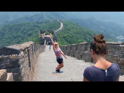 My Trip to Mutianyu (The Great Wall of China)