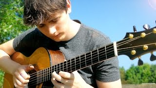 In The Name of Love - Martin Garrix ft. Bebe Rexha - Fingerstyle Guitar Cover