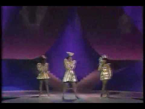 Pointer Sisters--Top Ten Hits Medley