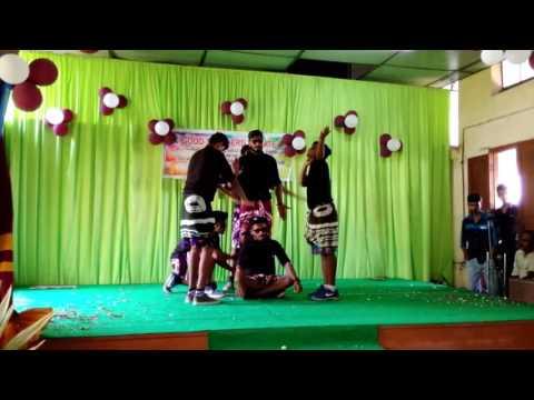 Good Shepherd ITI kunnamkulam,comedy dance performance