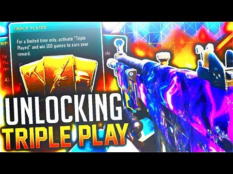 """*3* WINS AWAY FROM UNLOCKING """"TRIPLE PLAYED"""" IN BLACK OPS 3!"""